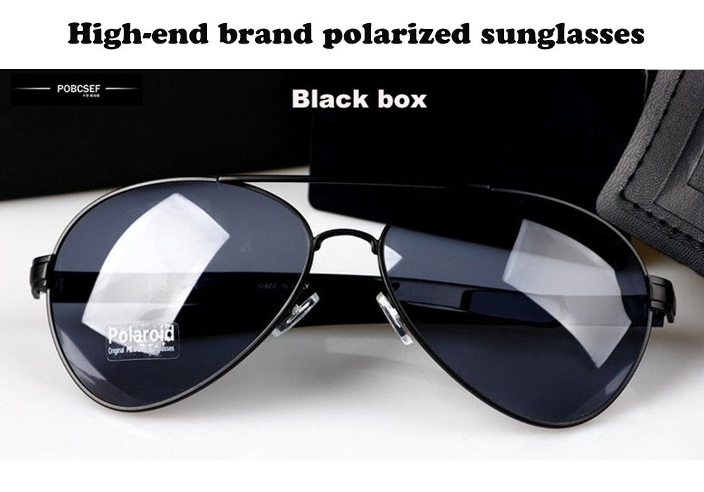 luxury brand Polices sunglasses polarized sunglasses men,motorcycle goggles Driving UV400 sunglasses, Free delivery original box(China (Mainland))
