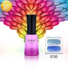 60pcs DHL free shipping UV Nail art nail polish gel Soak Off UV kit for 60 gels(China (Mainland))