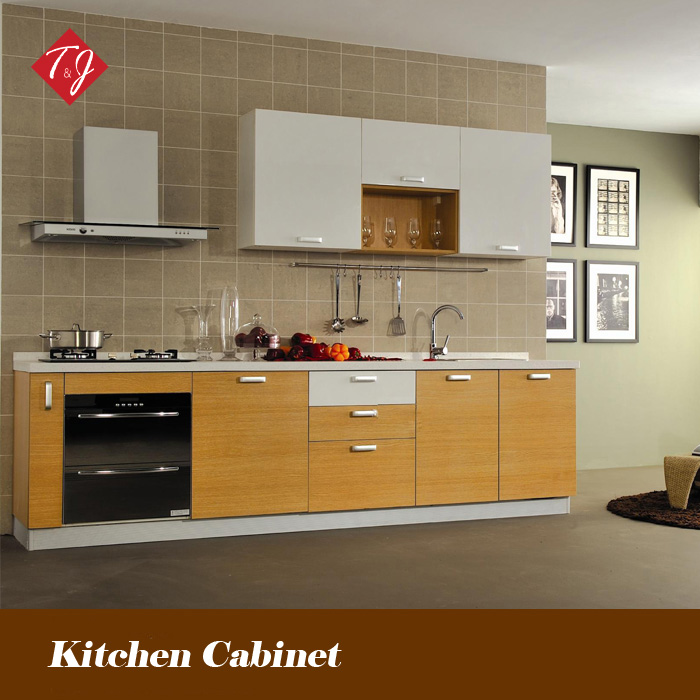 Melamine Finished Small Kitchen Furniture Made In Free