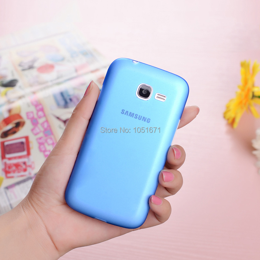 0.3mm Ultra Thin PC Case for s7262 Plastic Phone Cover for Samsung Galaxy star pro S7260 S7262 7260 7262 Transparent Phone Case(China (Mainland))