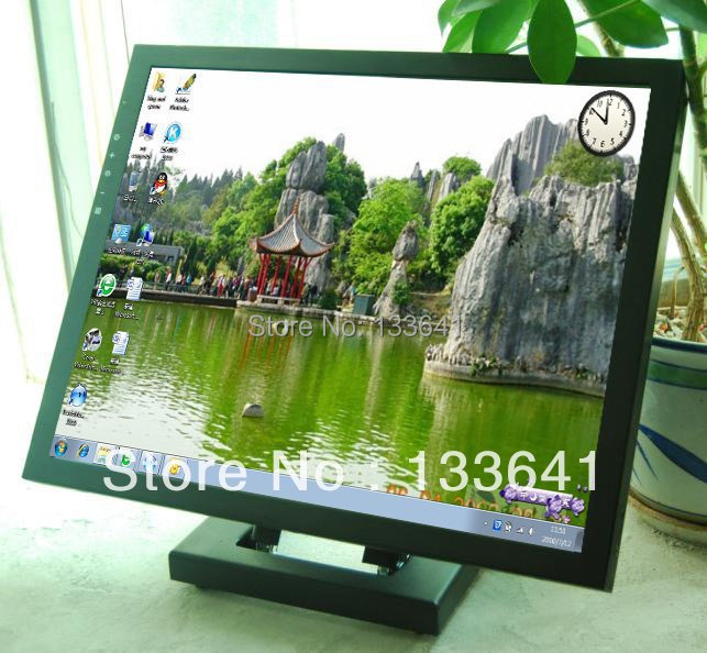Best Quality--17Inch Kiosk touch screen LCD Monitor(China (Mainland))