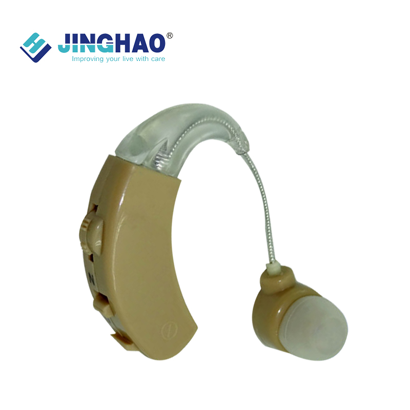 Sound Amplifier Low Harmonic Wave Distortion Hearing Aids Special Design Ear Hearing Device Sound Amplifier For Deaf JH-158(China (Mainland))