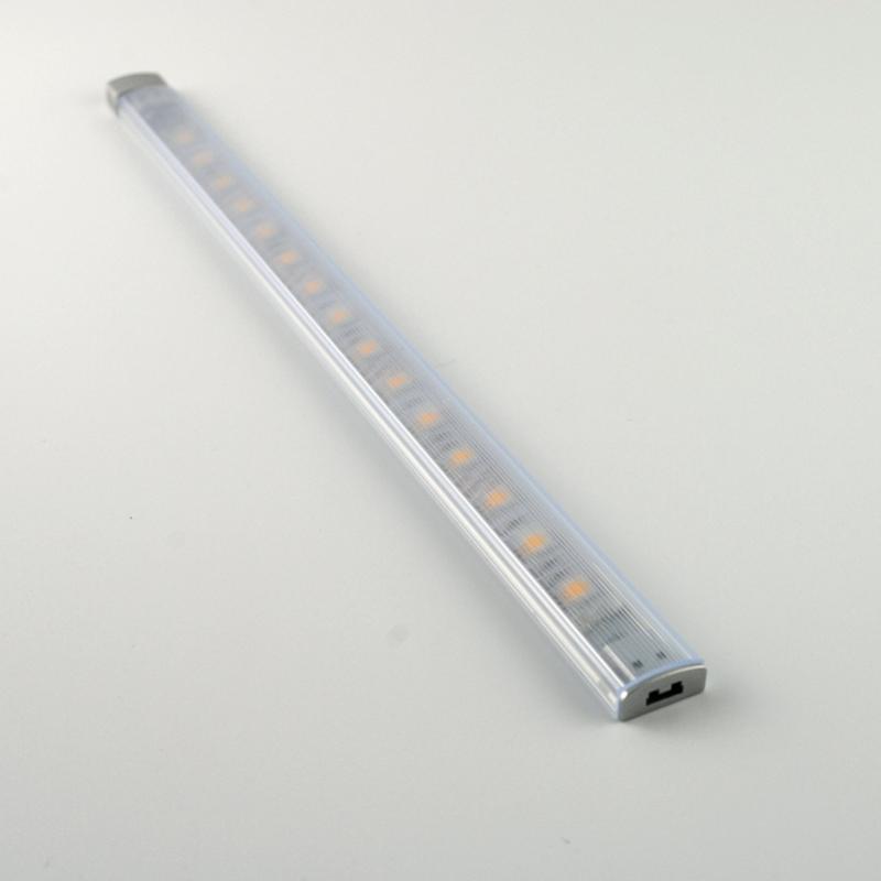 Under Cabinet Led Strip Light: 12V LED Under Cabinet Lighting Aluminum Profile LED Strip