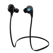 Mpow Swift MBH5 Neckband Wireless Bluetooth 4.0 Stereo Headphone Sport Running Earphone Studio Music Headset with Mic 7 Colors(China (Mainland))