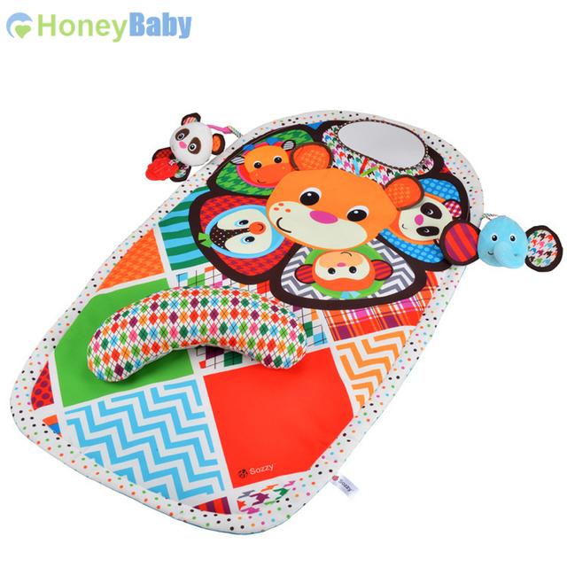 Детей обучение и образование играть мат игры одеяло ребенок на подушку младенец детское одеяло экологичный ползать площадку WJ215