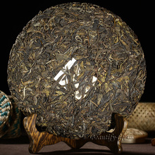 357g Raw Puerh Tea 2011 Year Puer Pu er Tea A2PC190 Free Shipping