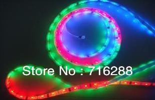 factory WS2811 IC 30LEDS/M LED digital strip Waterproof DC12V 25m/lot - J&B Lighting store
