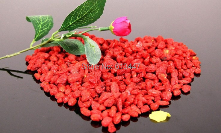 1000G 4bags high class Wolfberry berry Goji herbal good for sex Free Shipping