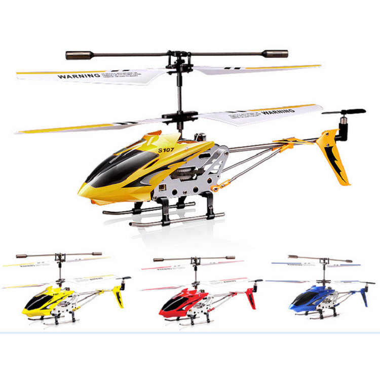 Syma S107G RC Helicopter with Gyroscopic Control 3 channels(China (Mainland))