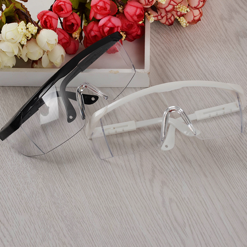 1Pc Anti UV Glasses for UV Gel Nail Art Big Frame Manicure Tool(China (Mainland))