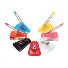 New Mouse Cable Holder Mouse Bungee Cord Clip Wire Line Organizer Holder !   Wholesale(China (Mainland))