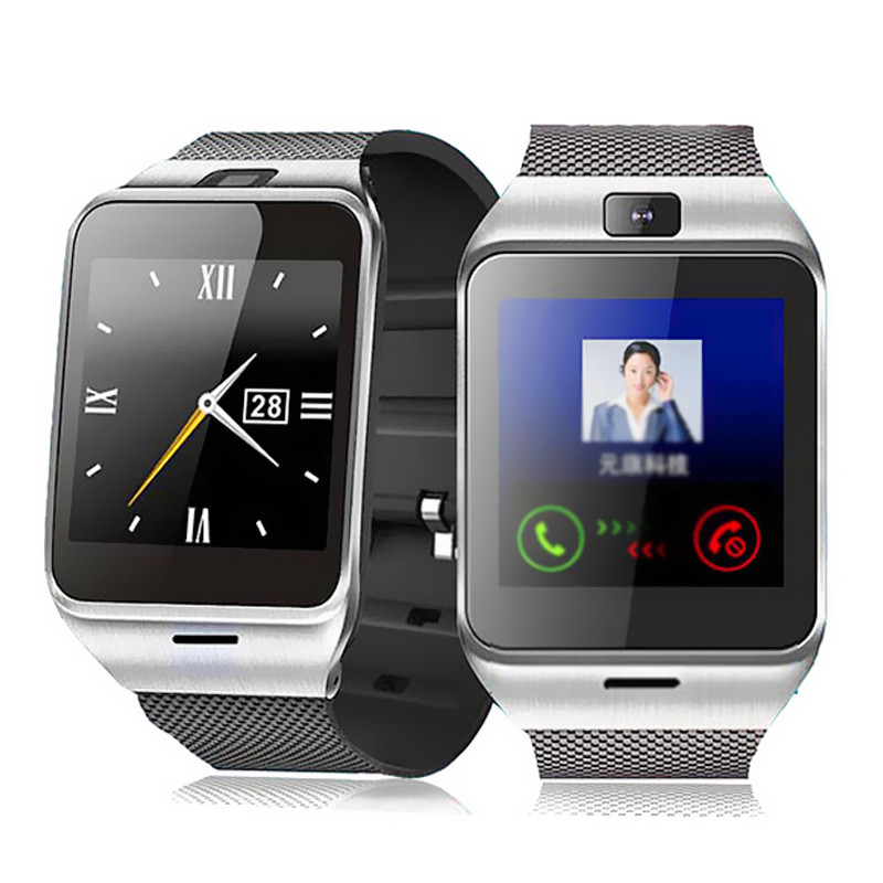Aplus Bluetooth smart watch GV18 smartwatch with NFC Camera SIM GSM Phone Sync Call Reminder for Android IOS Waterproof Wearable(China (Mainland))