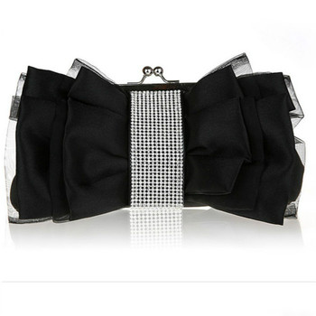 Women's Bow Party Clutch