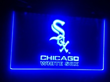 Buy b-193 chicago white sox beer bar pub club 3d signs LED Neon Light Sign home decor crafts for $10.99 in AliExpress store