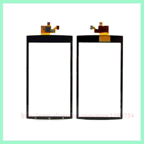 100% Warranty Original New Working Replacement Glass Touch Screen Digitizer For Sony Xperia Arc S LT18i LT15i X12 Free Shipping