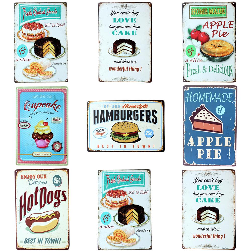 Online kaufen gro handel dessert bar zeichen aus china for Kuchen wand platte
