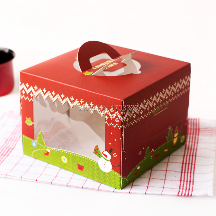 Online buy wholesale card cake boxes from china