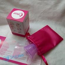 Cuidados de Higiene feminina Copo Menstrual Para As Mulheres Menstrual Aneer Senhora Diva Menstrual Cup Silicone Copa Coupe Menstruelle