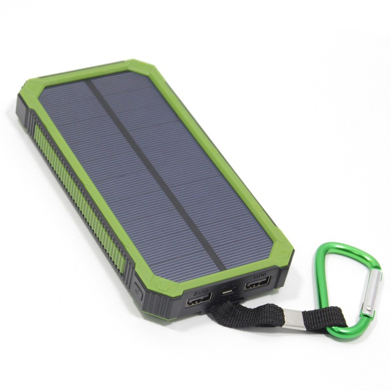 Universal Cellphone Solar Charge Power Bank 12000mah External Sun Energy Battery Charging Powerbank For All Mobile Phone