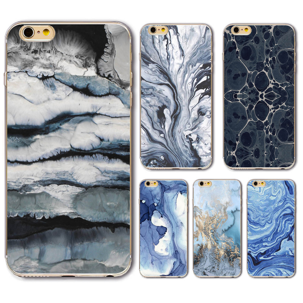 Fashion Case For Iphone5C Abstractive Marble Stone Image Painted Cover Mobile Phone Bag Silicone Protector for iphone 5c(China (Mainland))