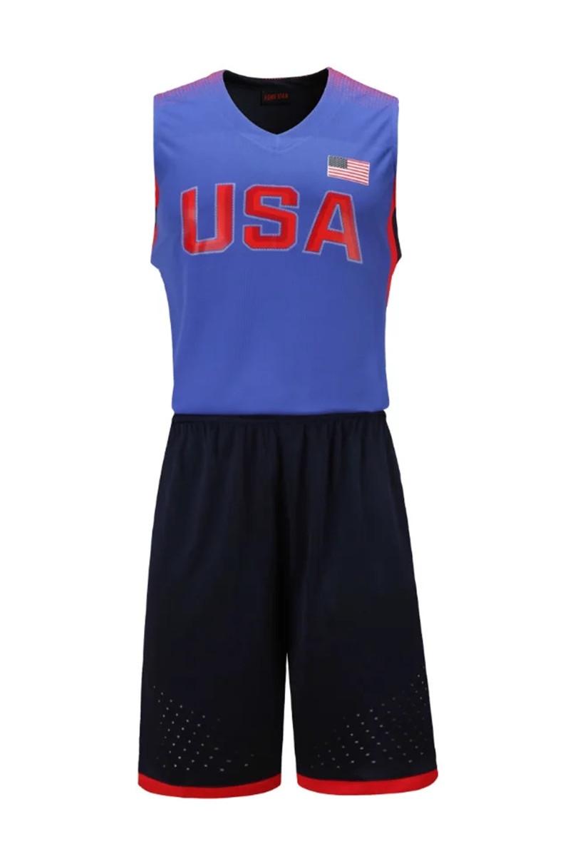 2016 new Dream 12 Michea Jordan Dream Team Jersey,Men Stitched Team USA Throwback Jersey White Black Size XL-5XL(China (Mainland))