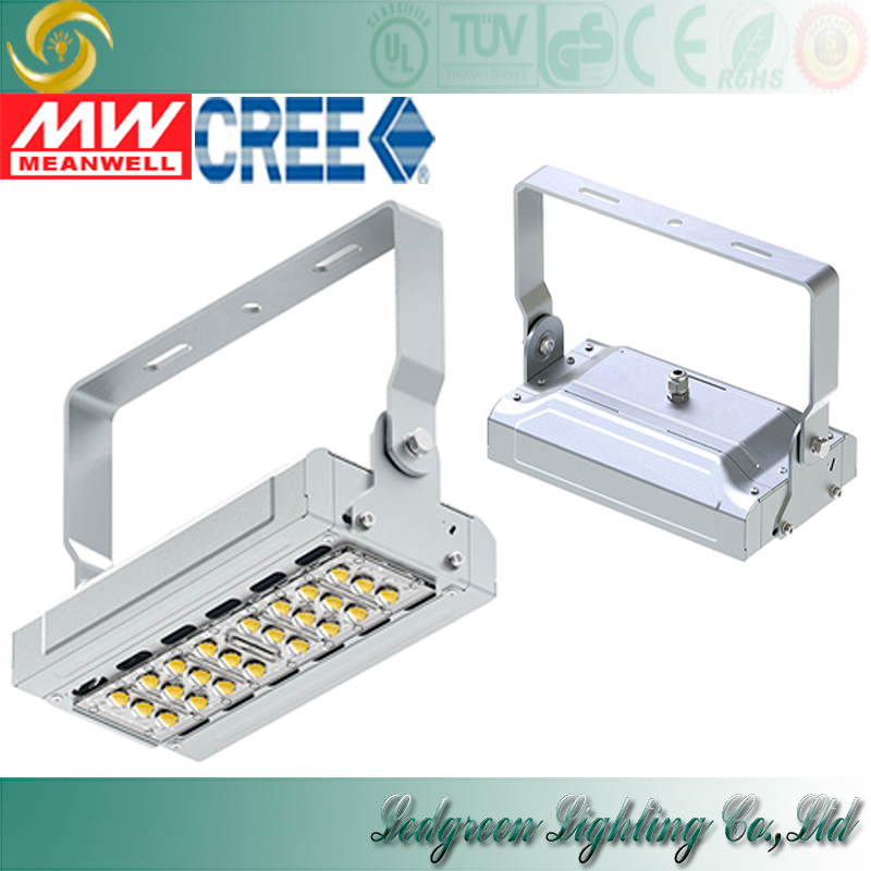 Фотография high brightness best quality 5years warranty mean well driver headlight outdoor road park light cree 40w led tunnel lamp