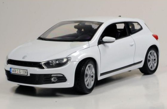 Alloy car models/Favorite Cars/1:24/Scirocco - Junhuan Model Store store