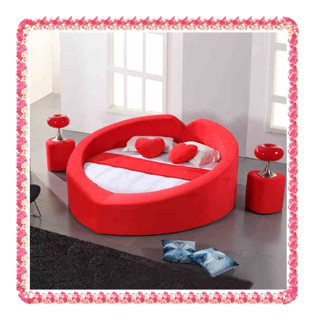 Stunning Letto A Forma Di Cuore Gallery - ubiquitousforeigner.us ...