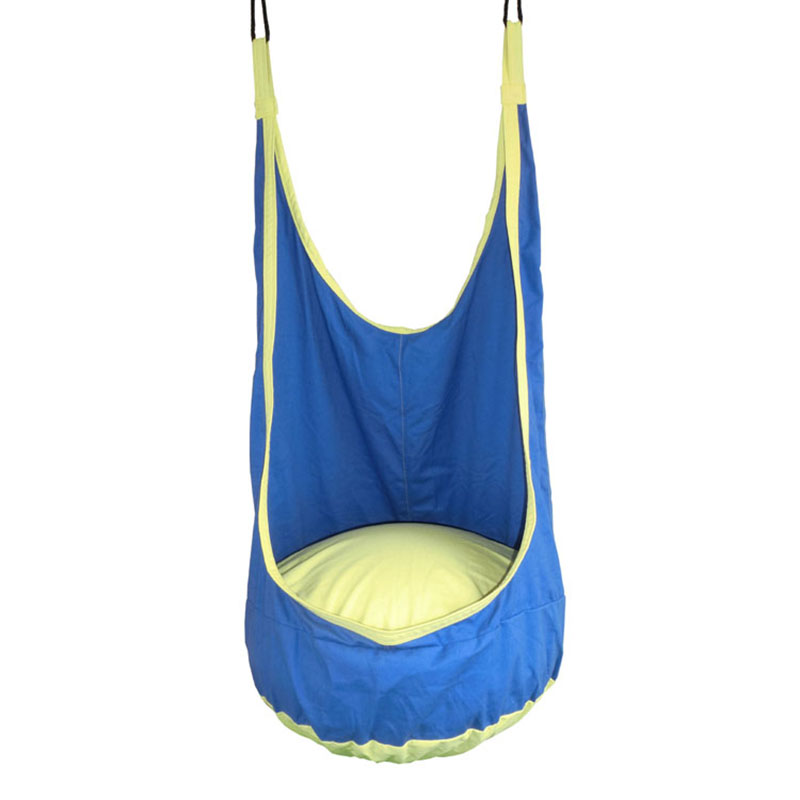 Kids Toy Swing Hammock Chair Indoor Outdoor Hanging Toy Swing Chair Seat hangstol for reading tent relax