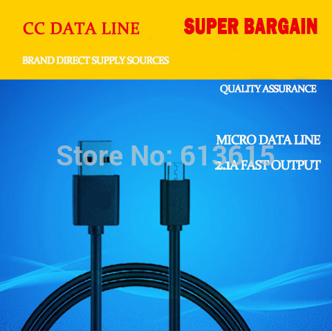 Universal 1M micro USB Data Transfer Charger USB 2.0 High Speed Sync mobile Cell phone Cable For Samsung XiaoMi Android System(China (Mainland))