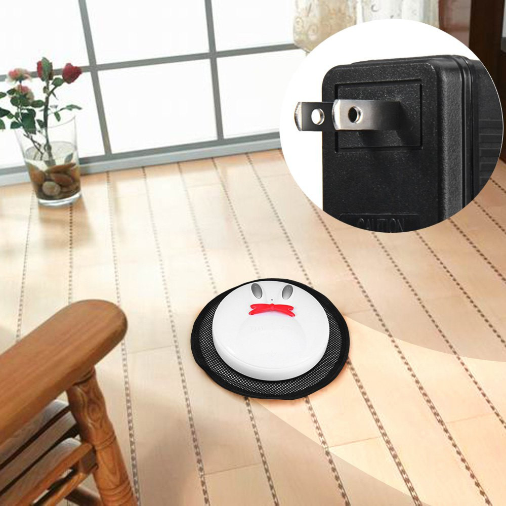 2016 TOKUYI Smart Robot Mop Swivel Sweeper with US/EU Plug Electric Floor Carpet Cleaner for Home New Fashion TO-RMS(China (Mainland))