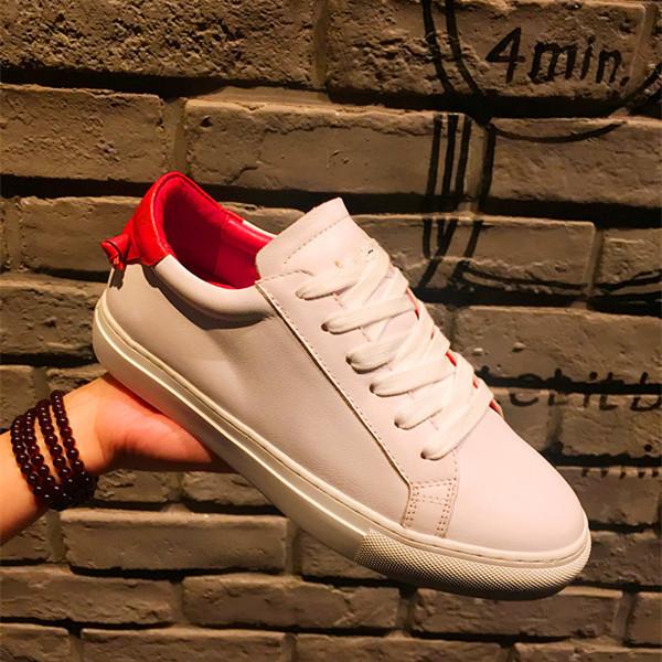 2016 высокое качество тапок женщин белый кружева-up спортивная обувь женщины туфли на платформе