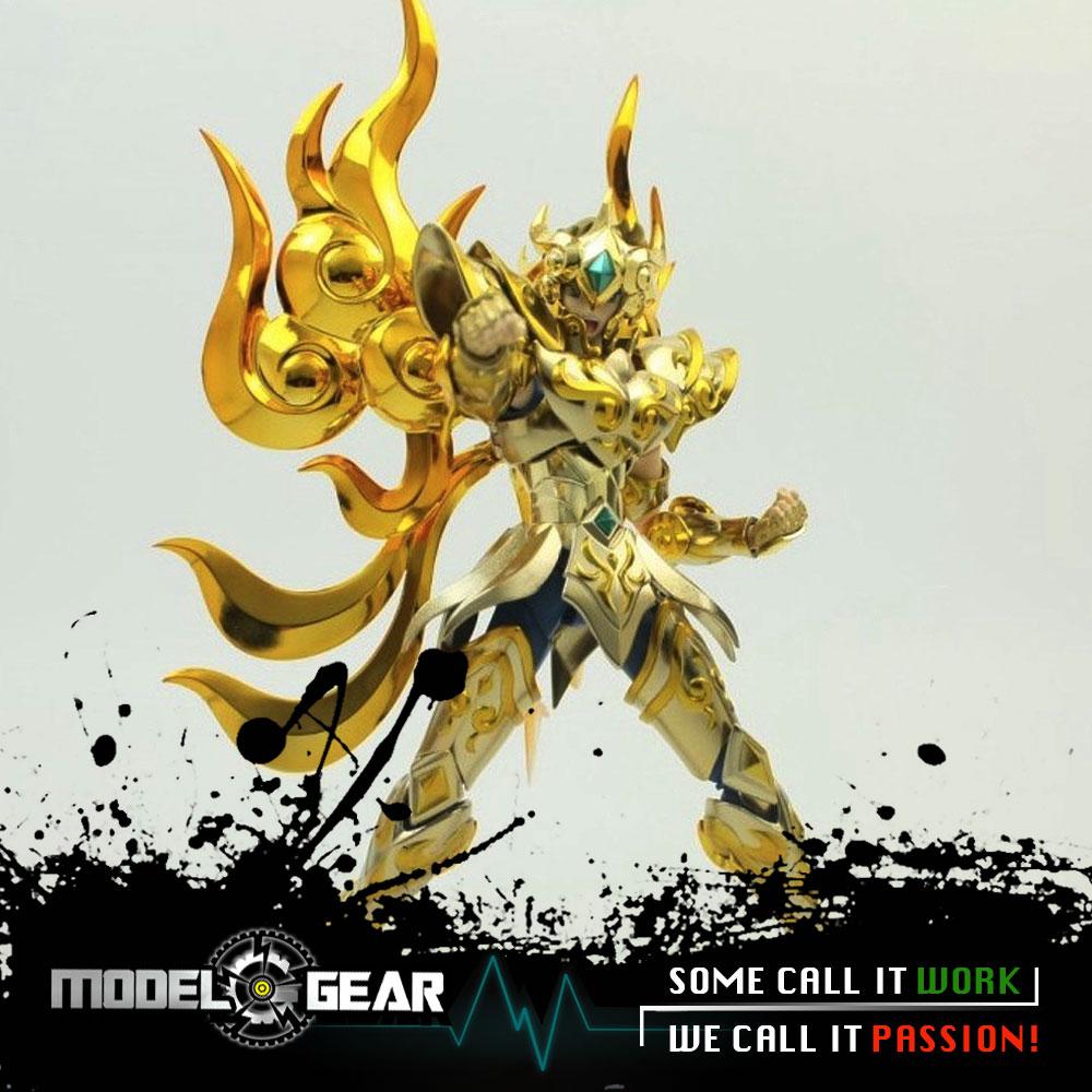 Metal Club MC MetalClub SOG Leo Aiolia SOG EX2 0 Saint Seiya model EX metal armor