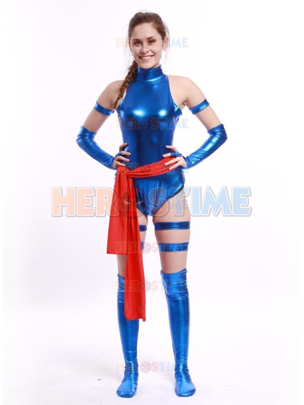 X men psylocke costume