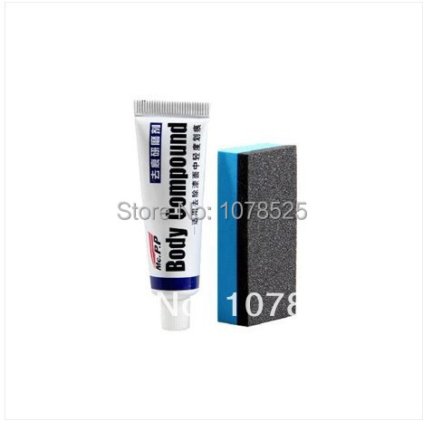 Free shipping car repair agent qimian paint repair wax easy color to mark the abrasives car scratch repair agent(China (Mainland))