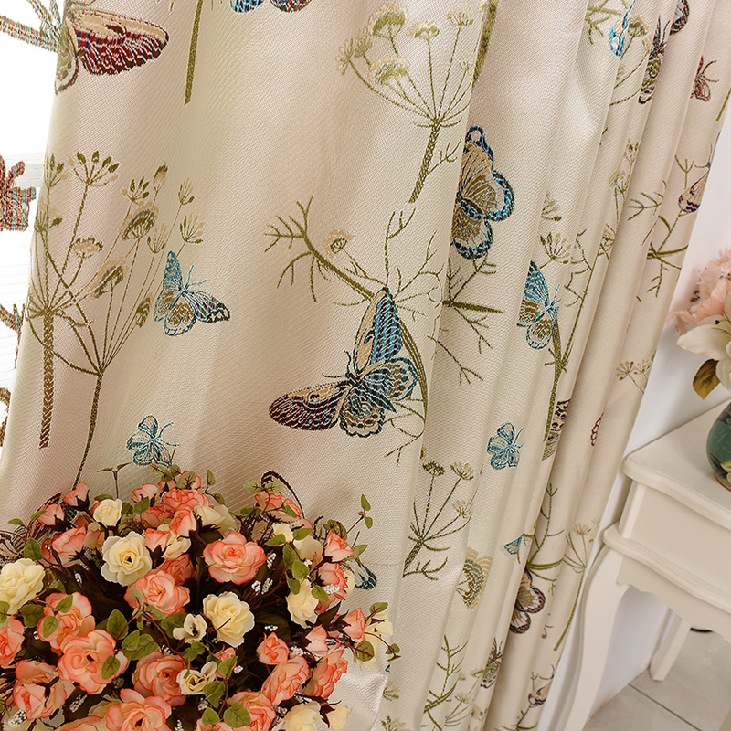 Butterfly Curtains 28 Images Essential Home Butterfly Fabric Shower Curtain Home Net