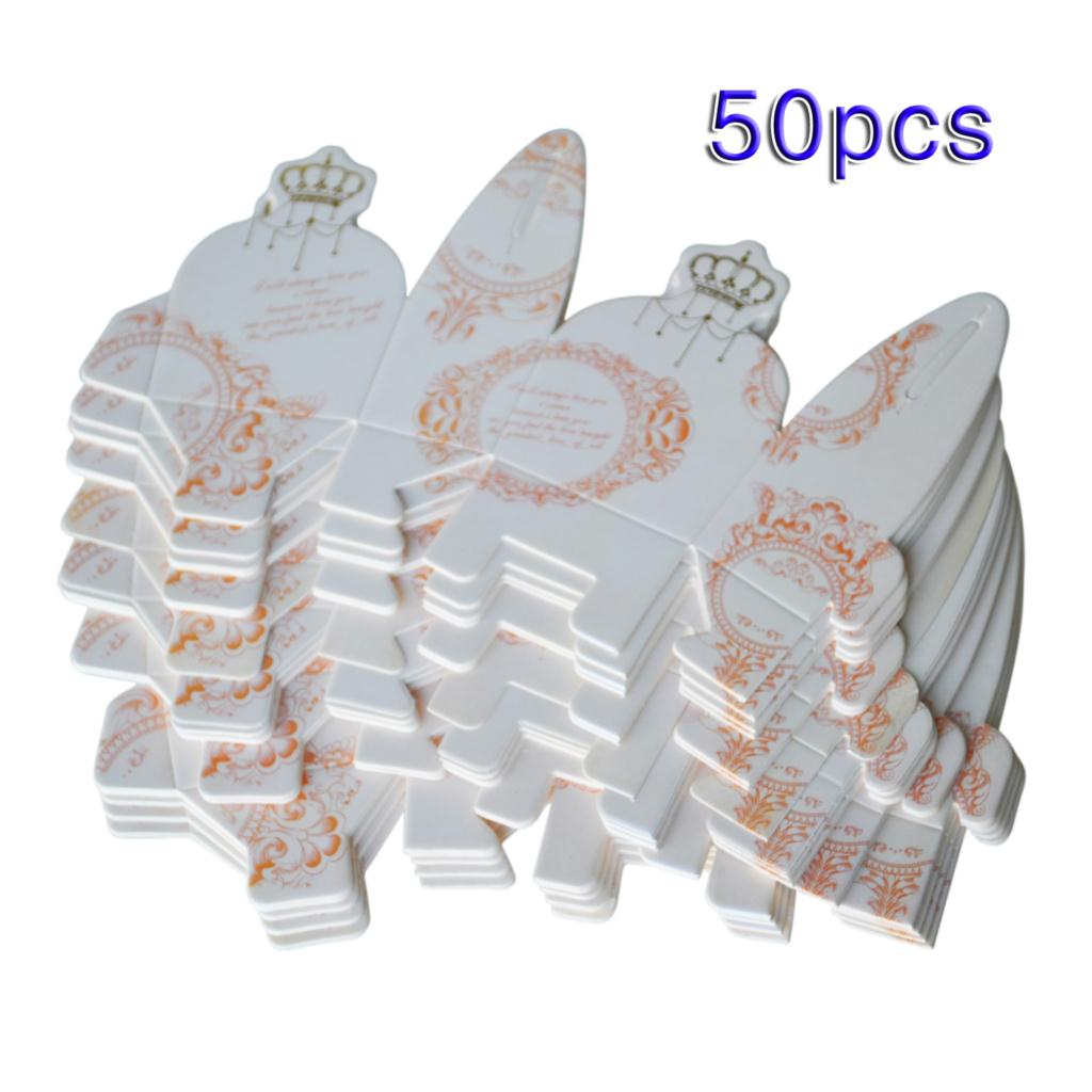 50x boite a dragees couronne mariage bapteme rose for Decoration table bapteme