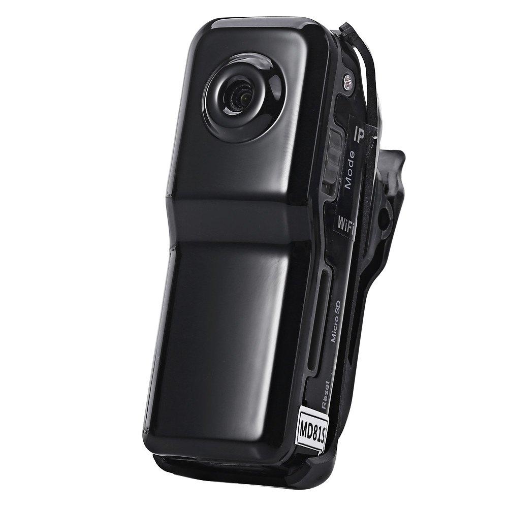 MD81 CMOS HD P2P Wireless Camera Security Recording Mini IP CCTV WiFi Camera Android iOS Camcorder Video Surveillance Webcam(China (Mainland))