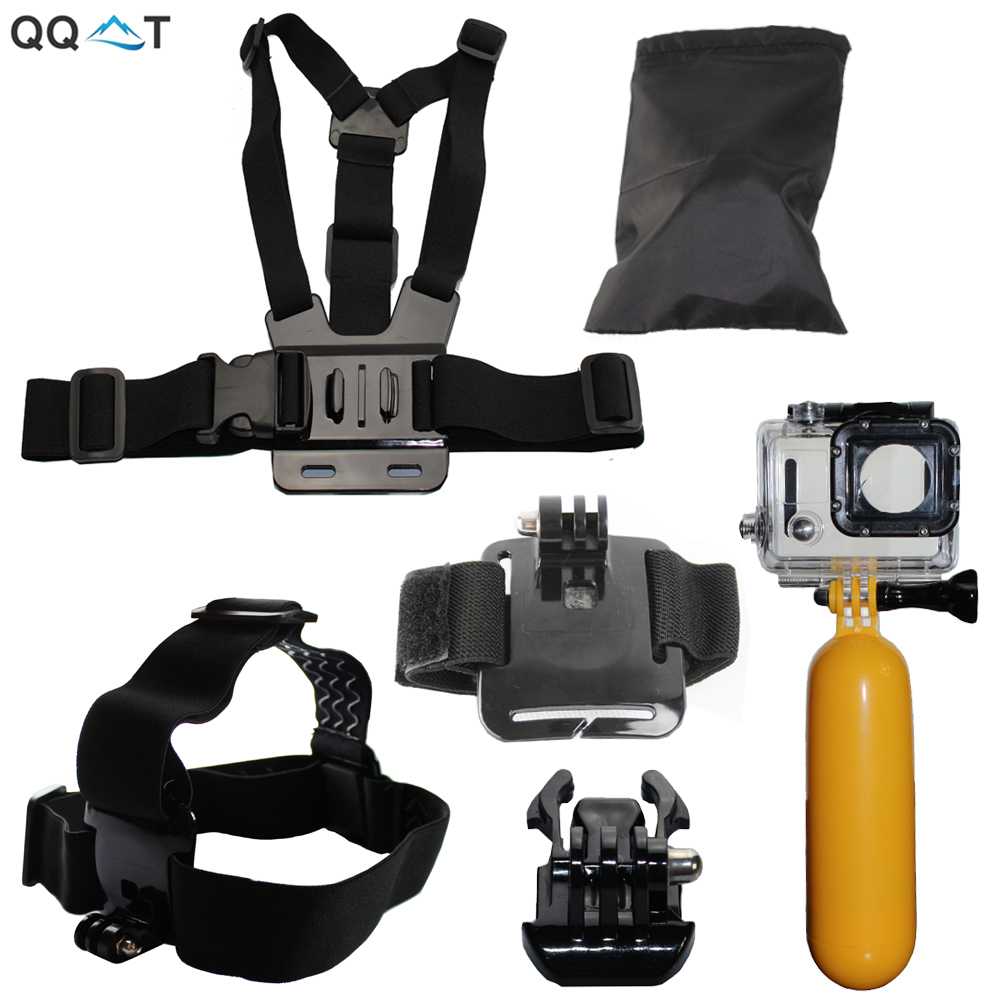 Gopro Floating Bobber For Floaty Bobber Floating Hand Grip For Gopro Floating Bobber Handle Pole For Gopro Xiaomi Yi Accessories