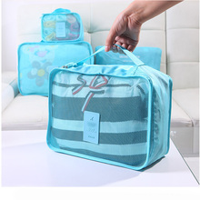 Hot Sale 6 Pieces One Set Storage Bags Polyester High Quality Large Capacity Of Travel Bag