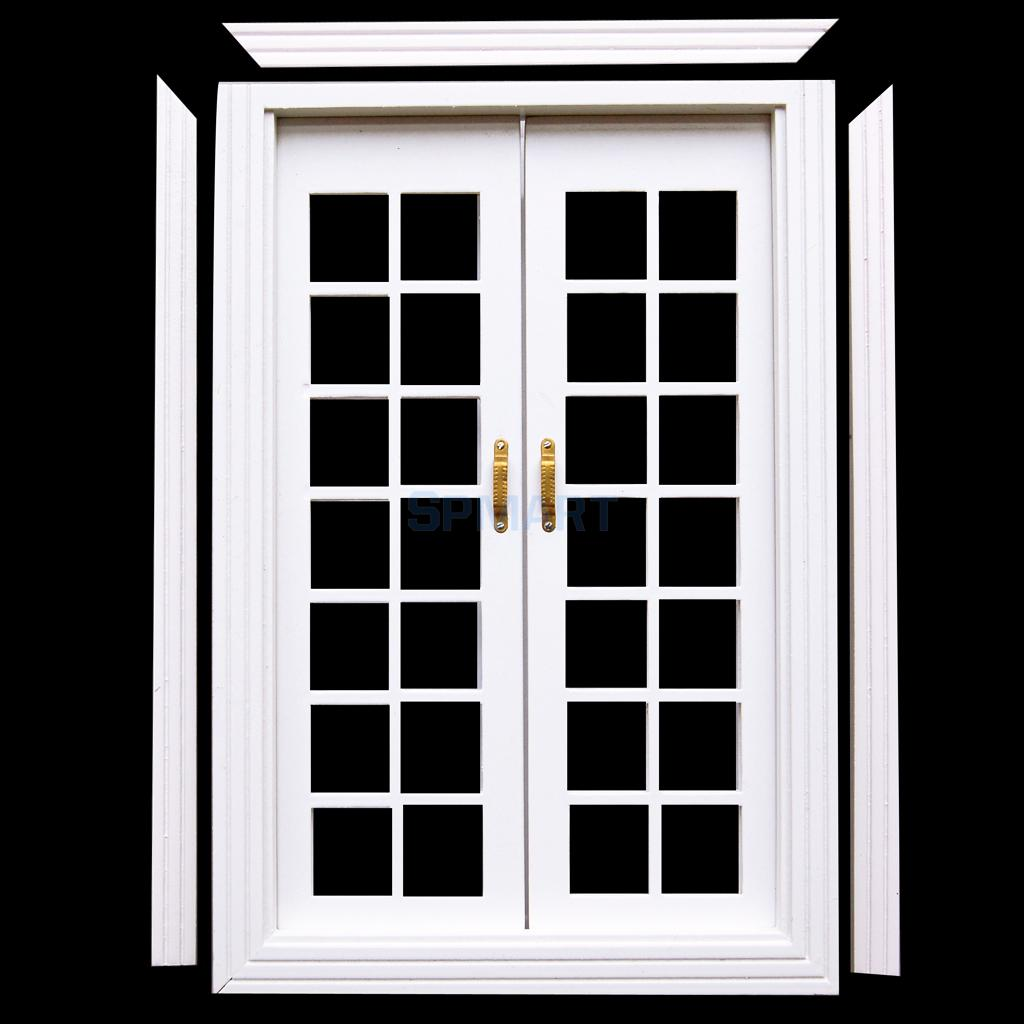 Popular wooden french door buy cheap wooden french door for Wooden french doors