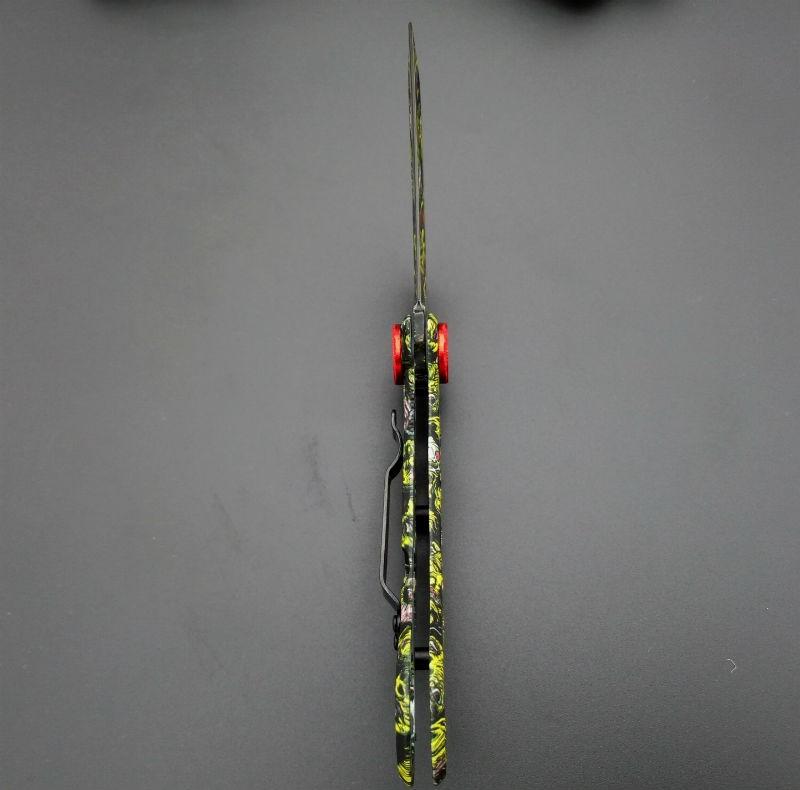 Buy Karambit Claw Knife Mantis Folding Knife 440C Blade Survival Hunting Camping Tactical Knives Outdoor EDC Tools Free Shipping ka1 cheap