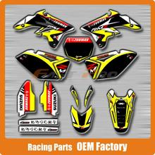 Buy Customized Team Graphics & 3M Backgrounds Decals Stickers RMZ RMZ250 2007 2008 2009 Motocross Enduro Supermoto MX for $90.24 in AliExpress store