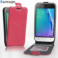 Buy J1Mini J105 Luxury Flip Leather Cover Case Coque Samsung Galaxy J1 Mini J105F J105H SM-J105F SM J105 Card Holder Retro for $2.69 in AliExpress store