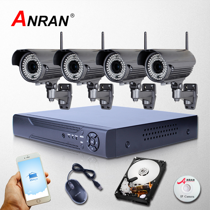 8CH Network NVR CCTV Kit 1080P Varifocal 2.8-12mm Len IP Camera WIFI Outdoor Security System Wireless For Video Surveillance(China (Mainland))