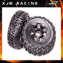 Buy 1/5 rc car parts, Front knobby/wasteland wheel tire (x 2pcs/set) 1/5 scale hpi rovan baja 5t/5sc for $61.07 in AliExpress store