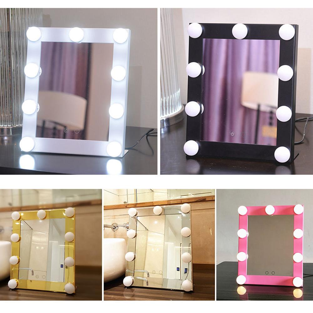 Miroirs avec ampoules achetez des lots petit prix for Miroir petit prix