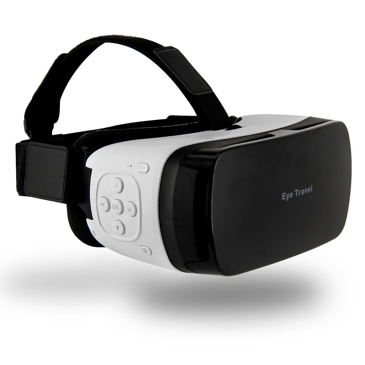 ถูก ใหม่3D VRกล่องแว่นตาเสมือนจริงบลูทูธควบคุมสำหรับiPhone 6วินาทีp lusสำหรับS Amsungยินดีต้อนรับสู่โลกของVR