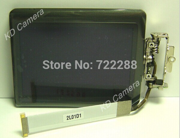 SLR digital camera repair and replacement parts EOS 60D LCD screen components for Canon(China (Mainland))