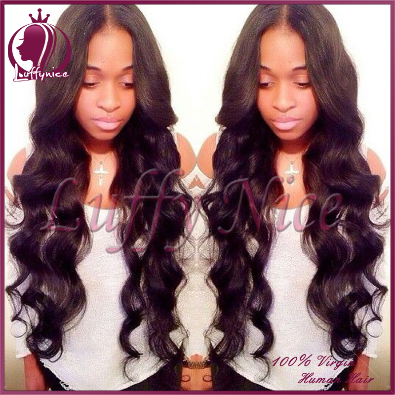 Brazilian deep wave lace front wig for black women best human hair wig cheap full lace wigs with baby hair glueless body wave130<br><br>Aliexpress